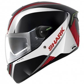 Shark Skwal Spinax Black Red White