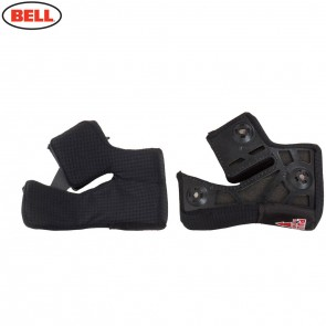 Bell Replacement Pro Star Race Star Magnet Cheek Pads