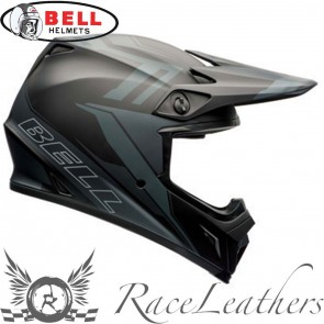 Bell MX-9 Barricade Matt Black Large