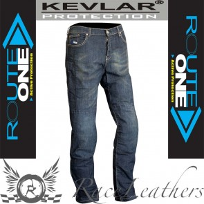 Route One Olivia Classic Blue Regular Ladies Jean