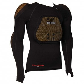 Forcefield Pro Shirt X-V 2 With Back Protector