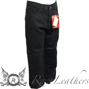 RS 1001 Black Regular Jeans