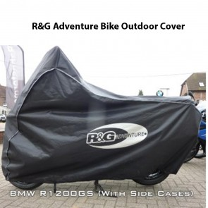 R&G Motorcycle/Scooter Raincover
