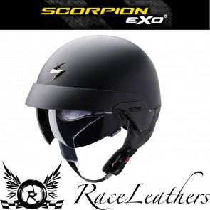 Scorpion EXO 100 Matt Black
