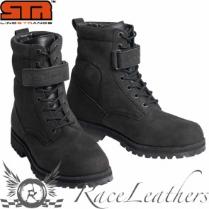 Lindstrands Drizzle Boots Black