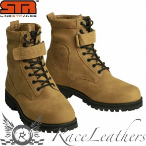 Lindstrands Drizzle Boots Brown