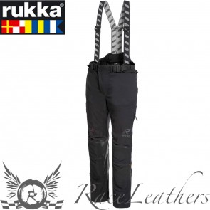 Rukka Nivala Trousers Black Short