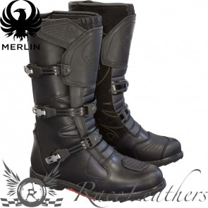 Merlin G24 Enduro All Leather W P Boot