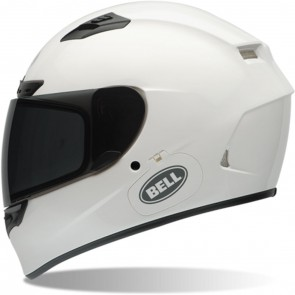 Bell Qualifier DL Solid White
