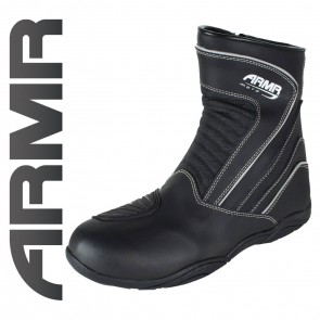 ARMR Owara Midi Boot Black
