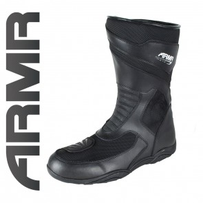 ARMR Sugo Tour Boot Black