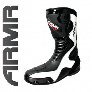 Armr Montegi 2 Race Boot White / Black