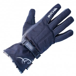Richa Carmen Lady Gloves Black