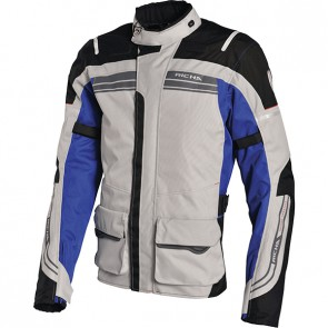 RICHA PHANTOM WATERPROOF JACKET GREY BLUE