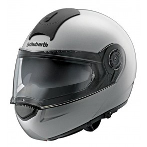 Schuberth C3 Basic Flip Up Front  Silver