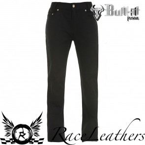Bull-it SR6 Carbon Black Jeans  Short