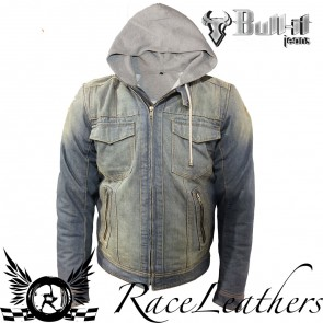 Bull-it Roadster Blue Jacket